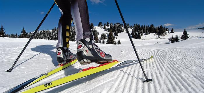 Kijki narciarskie do nart biegowych
