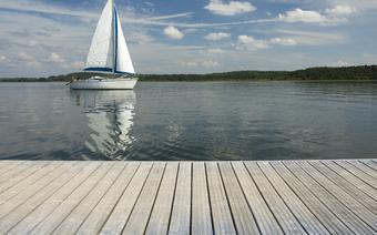 Jeziora w Polsce - Mazury