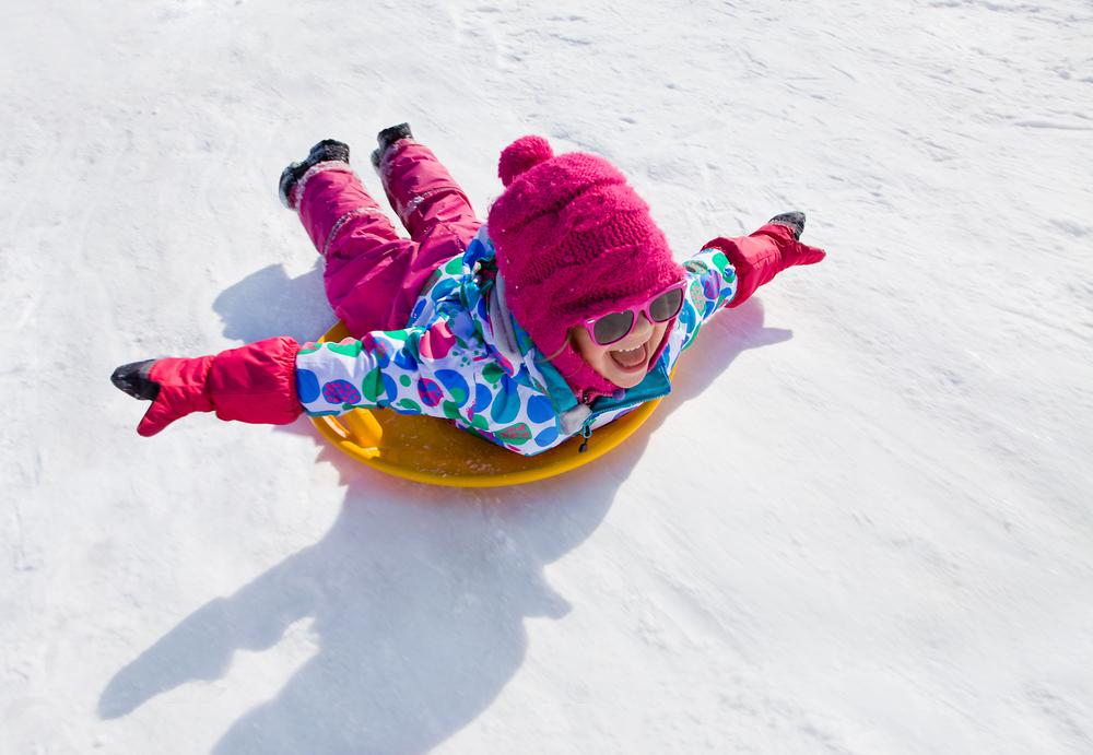 Zima w górach - ferie z dziećmi