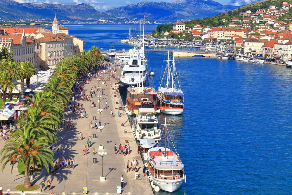 Chorwacja wycieczka, Trogir