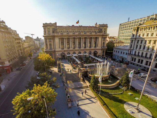 Centrum Bukaresztu